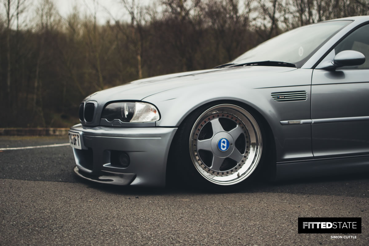 Dan Taylor S Bmw E46 M3 Fitted State