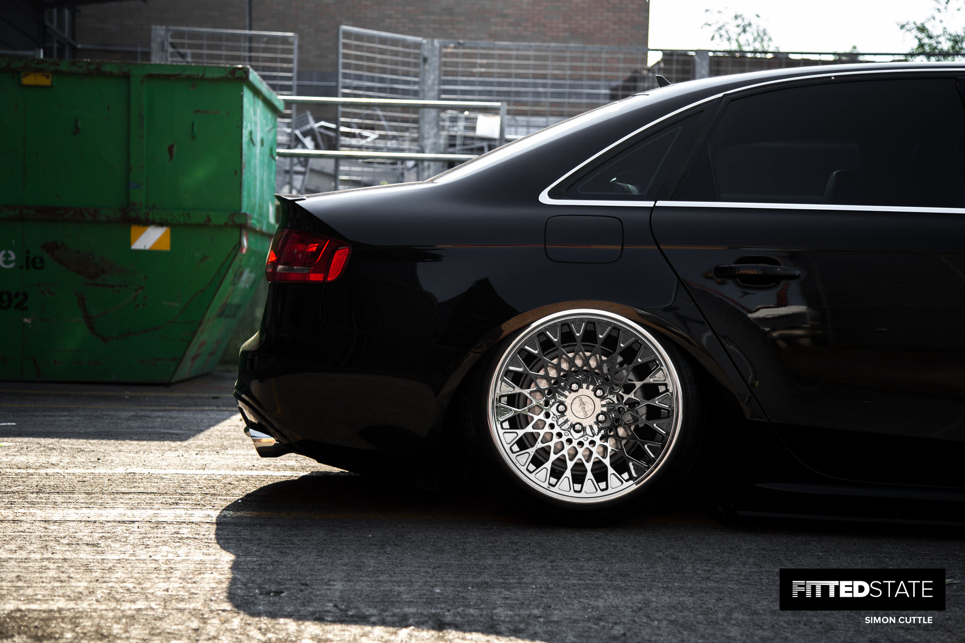 Stephen McKenna's Audi B8 A4 - Fitted State