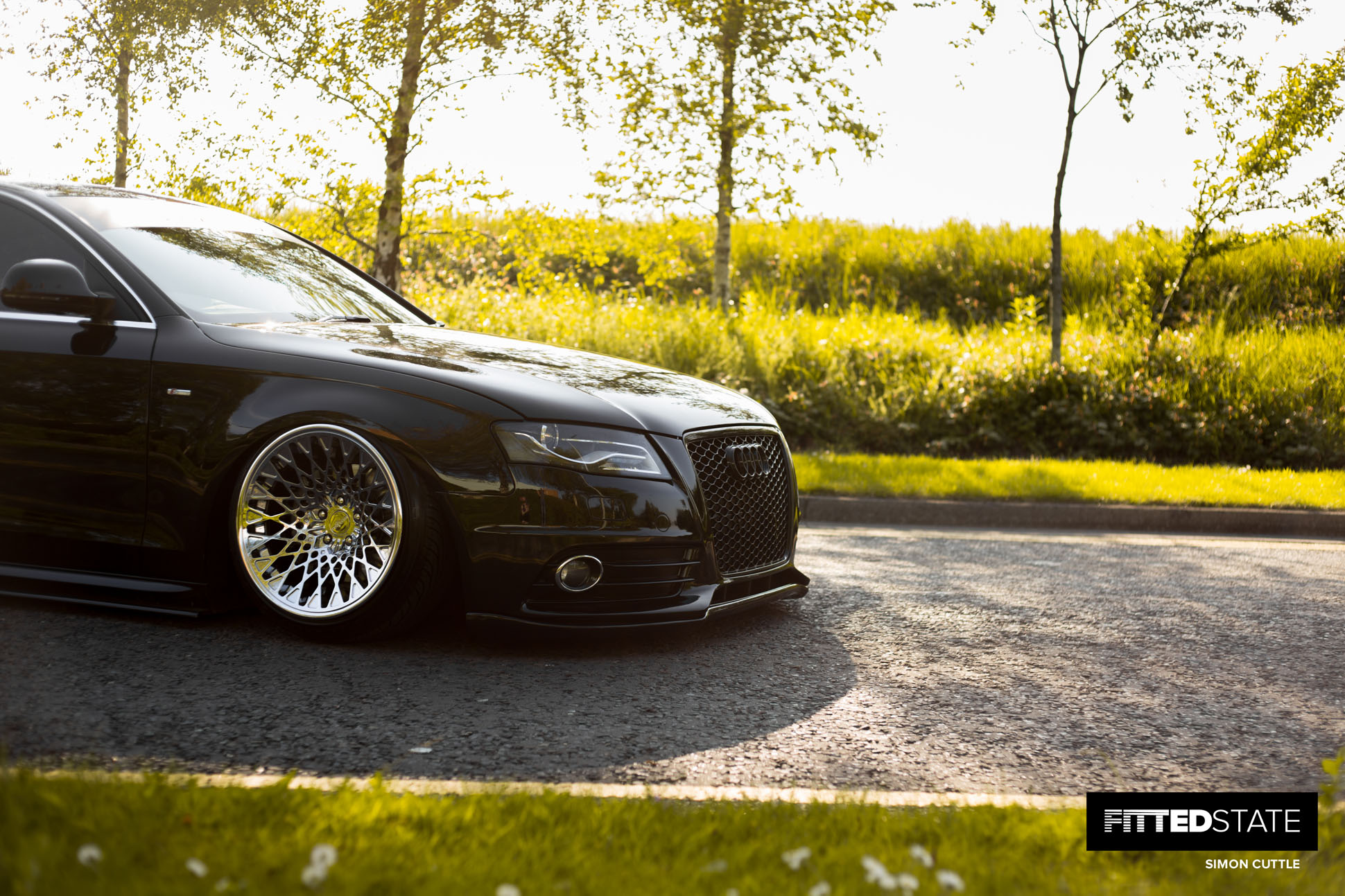 Stephen Mckenna S Audi B8 A4 Fitted State