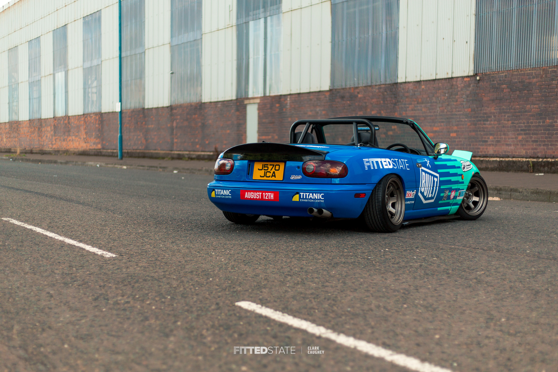 The Built Event Eunos Roadster / Mazda MX5 - Fitted State